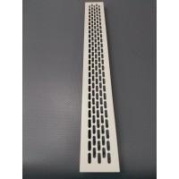 Алюмінієва решітка 480*60мм колір RAL1013